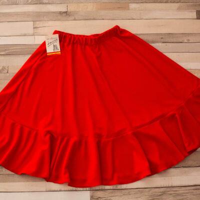 Faldas de baile español